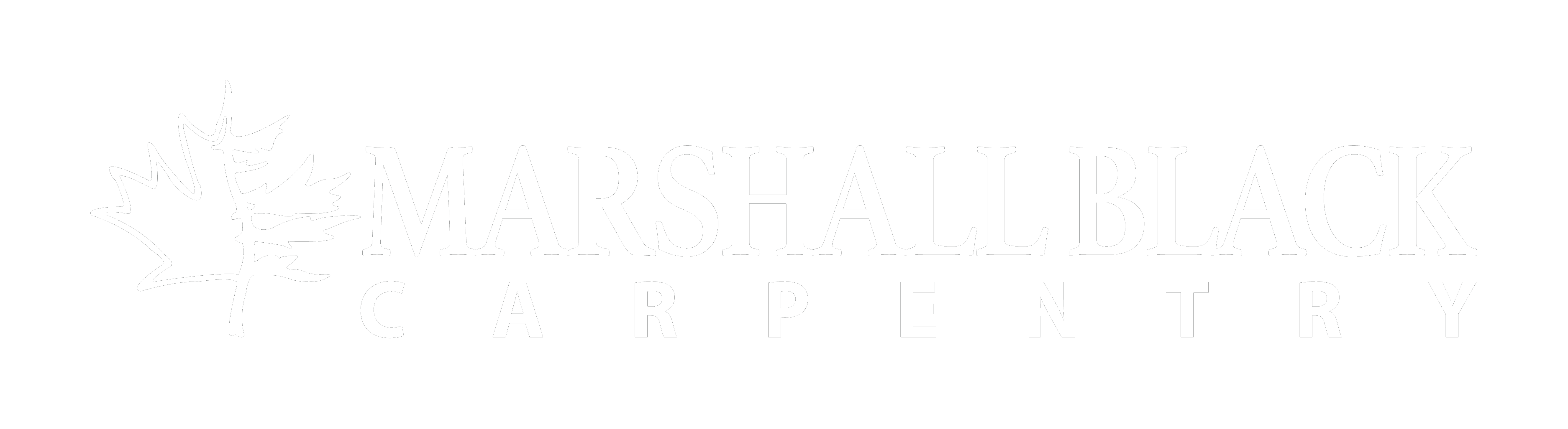 Marshall Black Carpentry